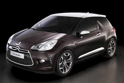 Ds3 Citroen by Citro 235 N Ds3 Inside