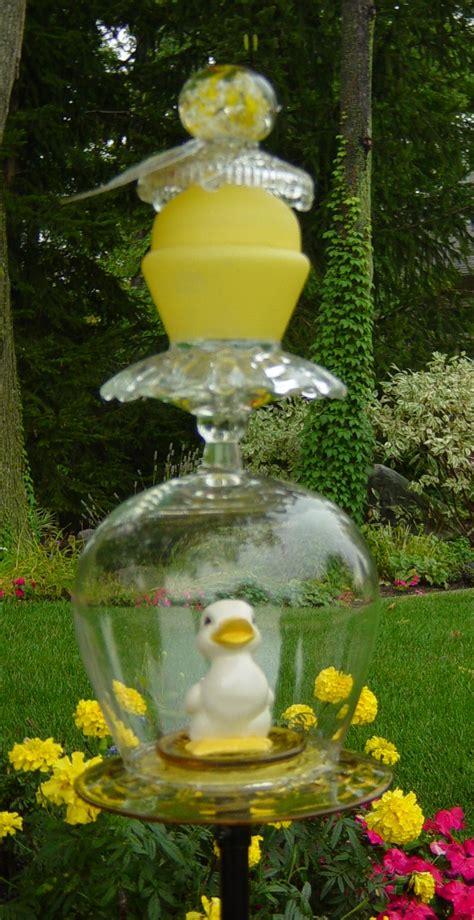 Garden Glass Recycled Glasses Gardens Totems Glass Glasses
