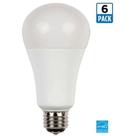 led light bulbs for home 100 watt equivalent westinghouse 30 60 100 watt equivalent warm white 2 700k