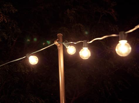outdoor light string bright july diy outdoor string lights