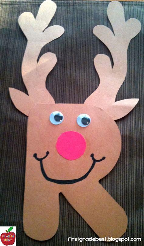 reindeer craft projects grade best r is for reindeer preschool learning