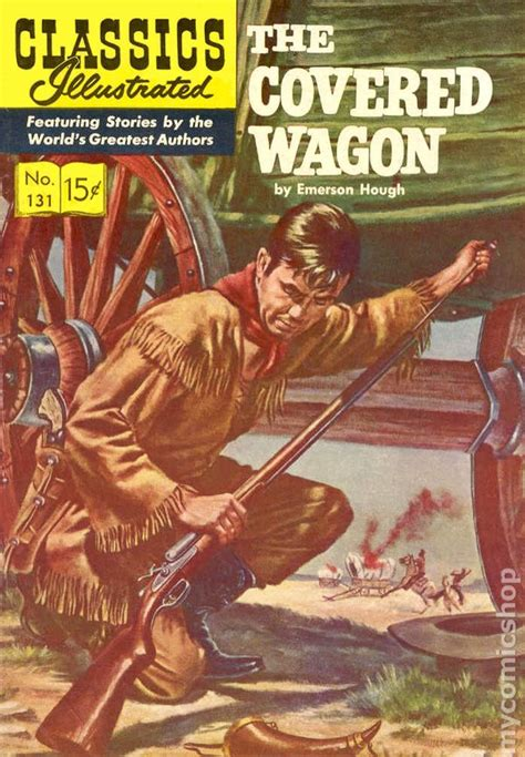 the complete wagon gwandanaland comics 521 the complete series based on the hit tv western all 13 exciting issues classics illustrated 131 the covered wagon 1956 comic books
