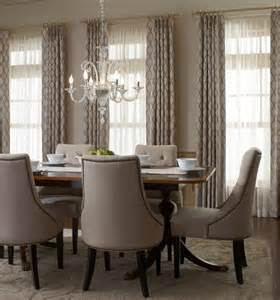dining room curtain ideas 17 best ideas about dining room curtains on