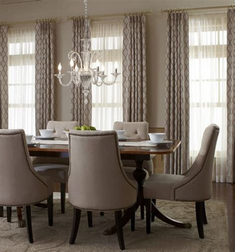 dining room drapery ideas 25 best ideas about dining room drapes on