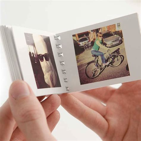 picture photo book personalised compact photo book by instajunction