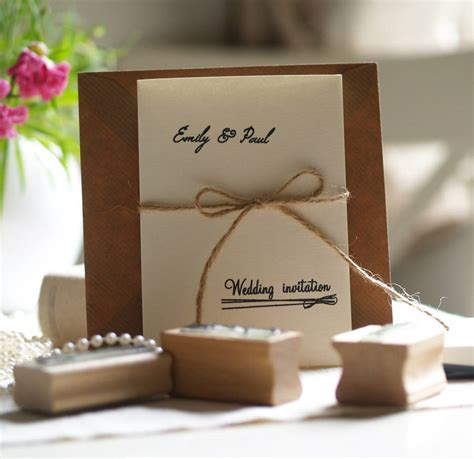 personalised rubber sts wedding diy wedding invitations personalised rubber sts set by