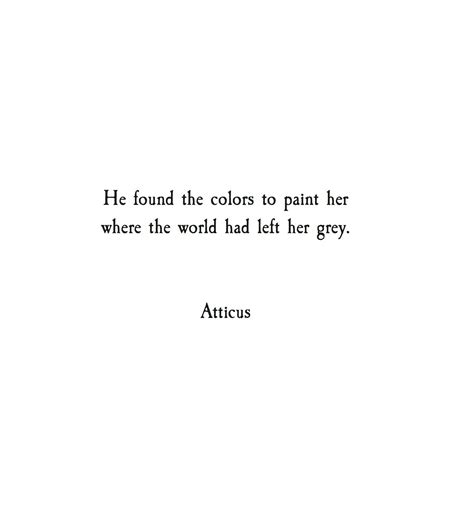 paint color quotes he found the colors to paint where the world had left