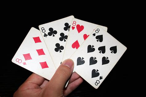 cards for eights
