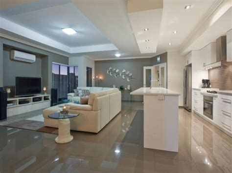 concrete kitchen design modern island kitchen design using polished concrete