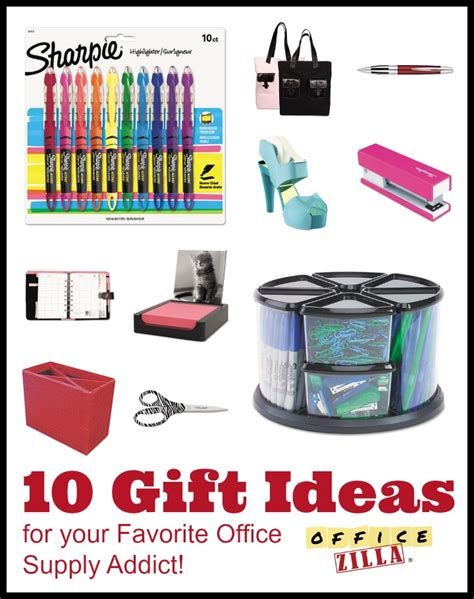 office gifts office gift ideas for office supply addicts the