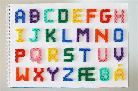 hama bead letter templates letters perler bead perler perler