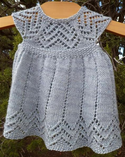 knitted dress patterns for toddlers 25 best ideas about knit baby dress on