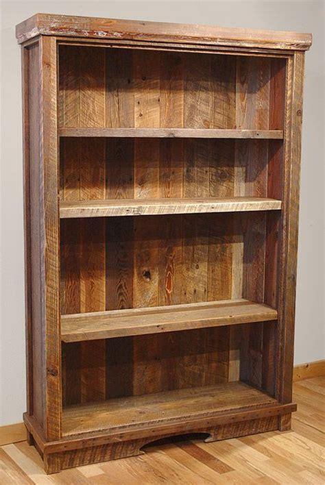 rustic bookshelves furniture 7 diy rustic wood furniture projects furniture wood