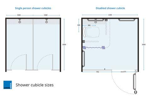 bathroom shower sizes shower sizes cubicle centre