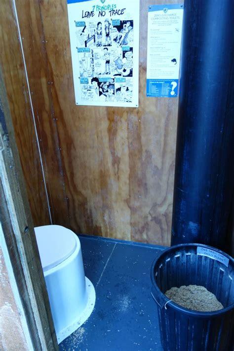 Composting Toilet Tasmania by The Overland Track Tasmania Australia Trek Lite