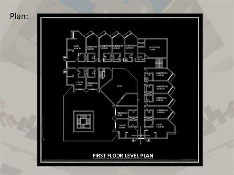 Floor Plan Design App case study hotel design