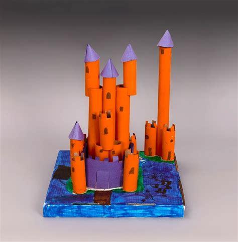 castle crafts for castle for keeps craft crayola