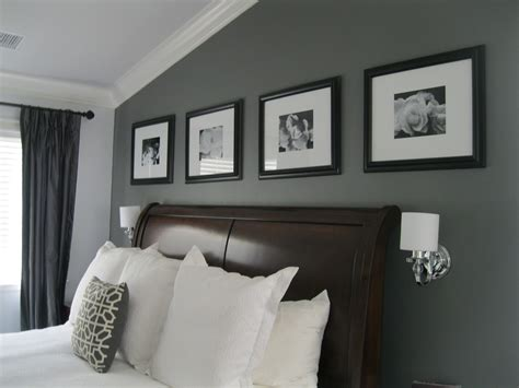 grey wall paint c b i d home decor and design charcoal gray master suite