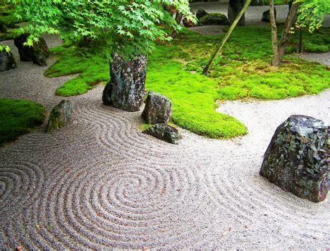zen rock garden concrete zen garden sink waters plants while you wash