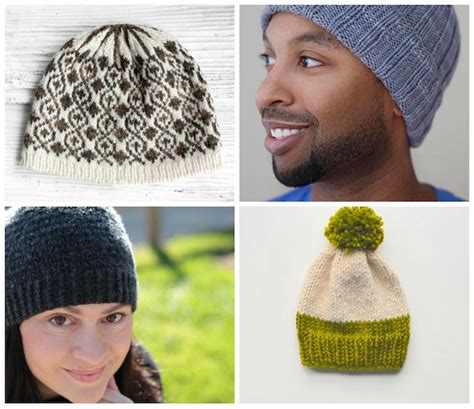 how to knit toque 10 free knitted hat patterns