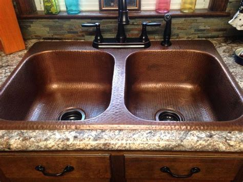 undermount kitchen sinks pros and cons sinks astonishing drop in copper sink copper undermount