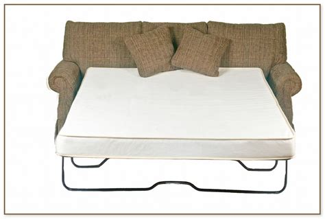 sleeper sofa with memory foam mattress sleeper ottoman with memory foam mattress