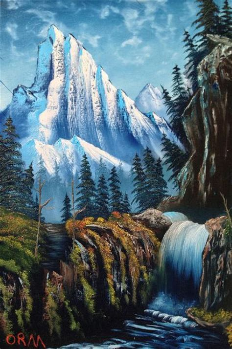 bob ross paintings prices royal majestic painting bob ross royal majestic