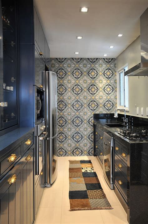 accent wall ideas for kitchen kitchen wallpaper ideas wall decor that sticks