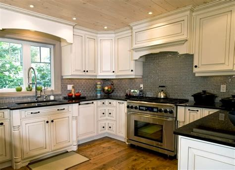 kitchen backsplash with cabinets backsplash ideas for white kitchen home design and decor