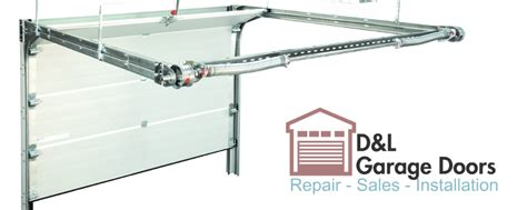 how to install an overhead door how to install garage door springs overhead garage door