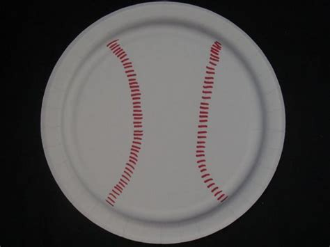 baseball crafts for sports crafts for