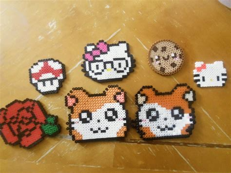 what to do with perler bead creations perler bead creations by yorkies4eva on deviantart