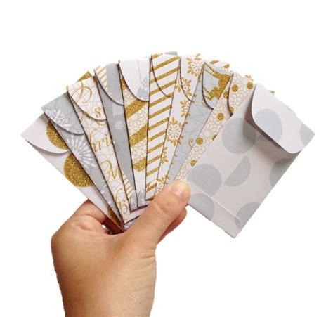 gift card holders to make set of 10 gift card holders gift card holder
