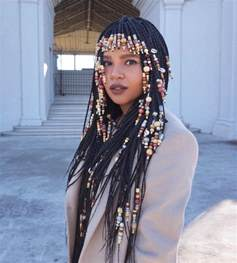 braids with 30 box braids looking absolutely stunning