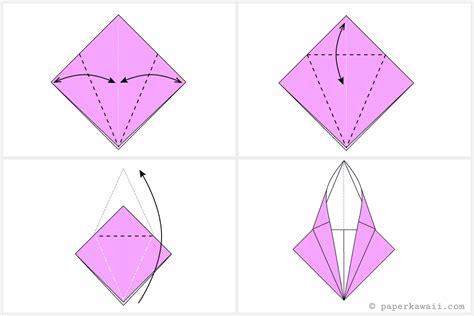 origami easy crane make easy origami crane comot