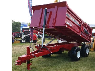 Car Dumper Trunnion by Dump Trailer Lift Cylinders Pictures To Pin On