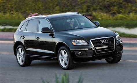 Audi 2011 Q5 by 2011 Audi Q5 2 0t Quattro Road Test Review Car And Driver