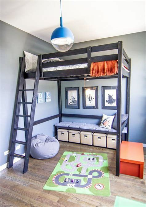 beds room 30 cool loft beds for small rooms