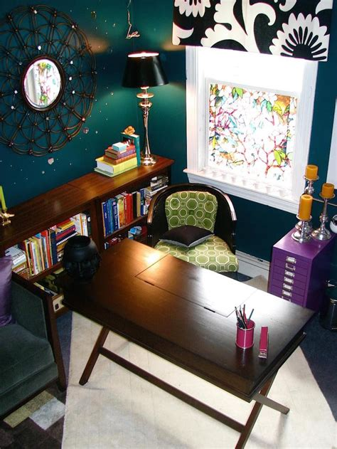 beautiful eclectic 15 beautiful eclectic home office designs feed inspiration