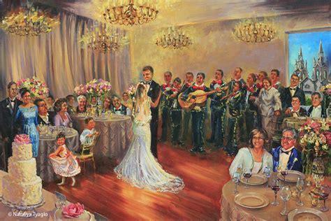 live painting weddinglivepainting