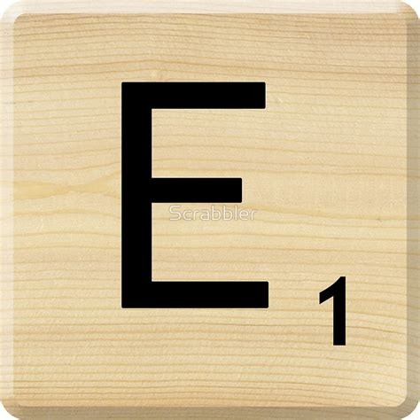 scrabble using all letters scrabble letter e e is for scrabble