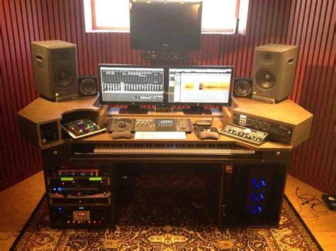 home recording studio desks home recording studio desk home furniture design