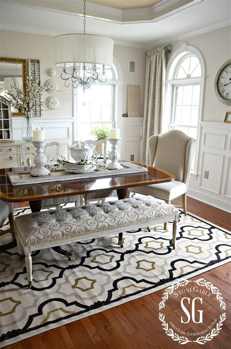 rug dining room 5 for choosing the dining room rug stonegable