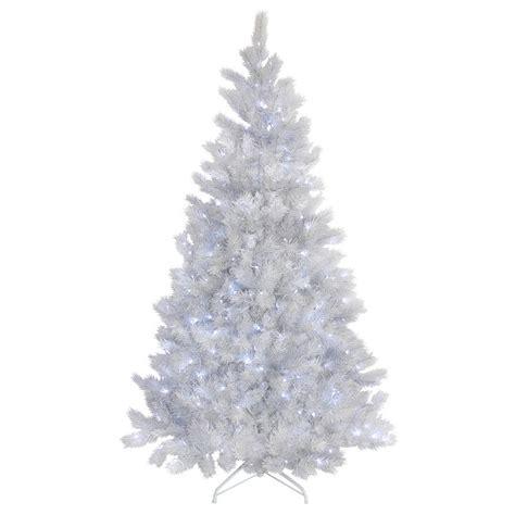 pre lit white tree uk white glitter tree pre lit bright white lights