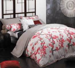 cherry comforter set cherry blossom comforter set tedx decors the adorable