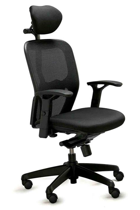 Desk Chair With Headrest by Activ Office Chair Range Executive Managerial Office