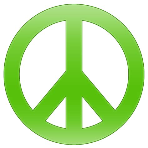 The Painting Free Peace Signs To Celebrate Global