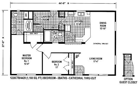 small manufactured homes floor plans 24 x 48 wide homes floor plans modern modular home