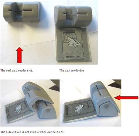 how to make credit card skimmer this is a quot skimmer quot attached to an atm neatorama