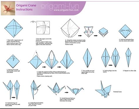 origami crane step by step origami crane fly with origami learn to